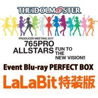 THE IDOLM@STER PRODUCER MEETING Event Blu-ray ララビット特装版