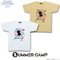 デジモンアドベンチャーtri. SUMMER CAMP Tシャツ(ペイント)【2017年11月お届け】