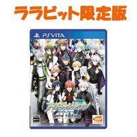 PS Vita アイドリッシュセブン Twelve Fantasia! ララビット限定版