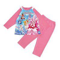 キラキラ☆プリキュアアラモード アパレル限定ペコリンポーチつきパジャマ