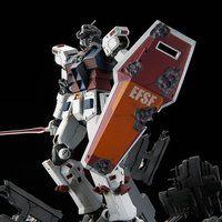 MG 1/100 フルアーマー・ガンダム(GUNDAM THUNDERBOLT版) ラストセッションVer.【再販】