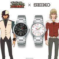 TIGER & BUNNY × SEIKO スペシャルコラボレーションウォッチ【2次:2018年4月発送予定】