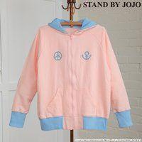【STAND BY JOJO】ジョジョの奇妙な冒険 クレイジー・ダイヤモンド パーカー