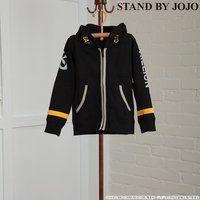 【STAND BY JOJO】ジョジョの奇妙な冒険 虹村形兆 パーカー(キッズサイズ)
