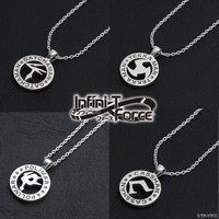 Infini-T Force(インフィニティ フォース)silver925製ネックレス