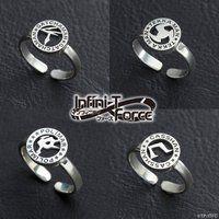 Infini-T Force(インフィニティ フォース)silver925製リング(フリーサイズ)