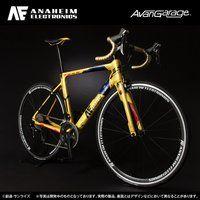 AE社製 百式 ロードバイク RB−CAHY01 (カーボンフレーム)【3次:2018年7月発送】