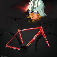 ZIONIC社製 シャア専用ロードバイク カーボンフレームセット FR-CB01-CA02【3次:2018年7月発送】