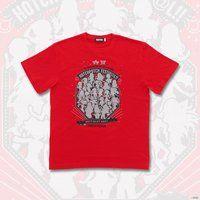 アイドルマスター HOTCHPOTCH FESTIV@L!! EXTRA Tシャツ 1DAY(レッド)