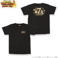 スーパードラゴンボールヒーローズ 7周年記念Tシャツ