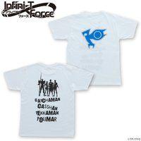 Infini-T Force(インフィニティ フォース)ロゴTシャツ ポリマー