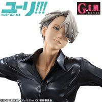 【抽選販売】G.E.M.シリーズ ユーリ!!! on ICE ヴィクトル・ニキフォロフ おでかけマッカチン付