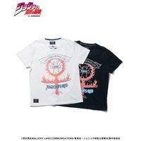 ジョジョの奇妙な冒険【glamb】Tシャツ マジシャンズレッド