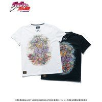 ジョジョの奇妙な冒険【glamb】Tシャツ デスサーティーン