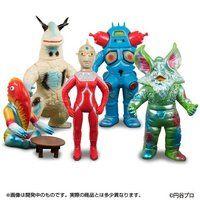 ブルマァク怪獣シリーズ プレミアム『ウルトラセブン』5体セット