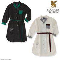 劇場版 TIGER & BUNNY -The Rising-  オープンカラーロングシャツ 【SOURCES GRIFFIN】