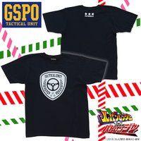 快盗戦隊ルパンレンジャーVS警察戦隊パトレンジャー GSPOデザインTシャツ