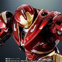 超合金×S.H.Figuarts ハルクバスター マーク2(アベンジャーズ/インフィニティ・ウォー)