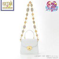 【Samantha Vegaコラボ】美少女戦士セーラームーン 幻の銀水晶ハンドバッグ
