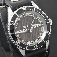 ウルトラセブン x Red Monkey Designs Collaboration Wristwatch 放送開始50周年記念リニューアルモデル