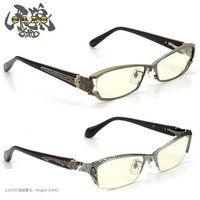『牙狼〈GARO〉』デザインサングラス design sunglasses メタリックカラーVer.