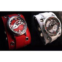 TIGER & BUNNY x Red Monkey Collaboration Wristwatch バーナビー・ブルックス Jr.モデル