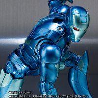 【先着販売】S.H.Figuarts アイアンマン マーク3 -ブルーステルスカラー-