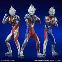 大怪獣シリーズ ULTRA NEW GENERATION TDG(ティガ・ダイナ・ガイア)セット【送料無料】