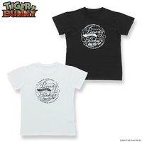 TIGER & BUNNY チョークアート風Tシャツ バーナビー・ブルックス Jr.