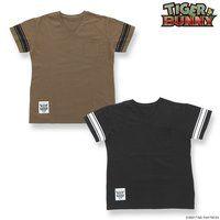 TIGER & BUNNY デザインTシャツ ロックバイソン