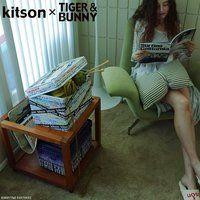 kitson × TIGER & BUNNY ストレージボックス ※オリジナルハンカチ付き