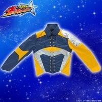 宇宙戦隊キュウレンジャー キュウレンジャージャケット カジキイエロー/スパーダ