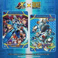 ロックマンX 25周年記念 メモリアルカードダスエディション