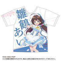 TVアニメ りゅうおうのおしごと!メイド フルカラーTシャツ