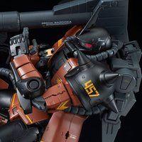 RG 1/144 MS-06R-2 ギャビー・ハザード専用ザクII