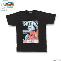 機動戦士ガンダム フルカラー Tシャツ RX-77-2 ガンキャノン 【2018年9月発送】