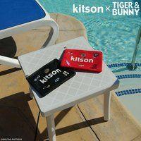kitson × TIGER & BUNNY メッシュポーチ ※オリジナルハンカチ付き【2018年12月発送予定】