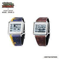 TIGER & BUNNY ×  Smart Canvas (スマートキャンバス) デジタル腕時計【2018年11月発送予定】