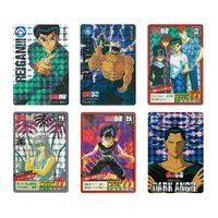 カードダス30周年記念 ベストセレクションセット 幽☆遊☆白書 カードダス&スーパーバトル