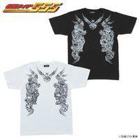 仮面ライダー555×篠原保デザイン オルフェノクTシャツ(敵オルフェノク)