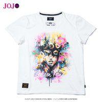 『ジョジョの奇妙な冒険 黄金の風』×『glamb』コラボ—レーションTシャツ