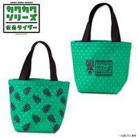 カクカクシリーズ 仮面ライダー1号 ミニトートバッグ