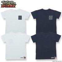TIGER & BUNNY デザインTシャツ 折紙サイクロン