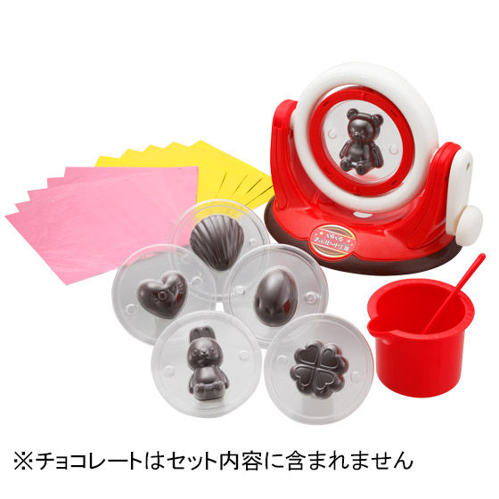 Kuru Kuru Chocolate Factory