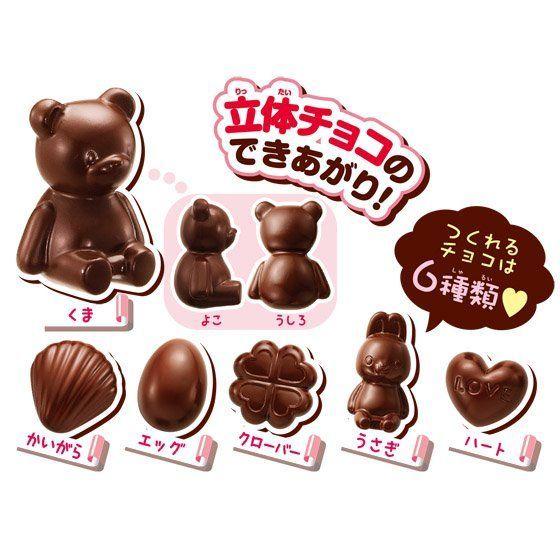 How To Use Kuru Kuru Chocolate Factory