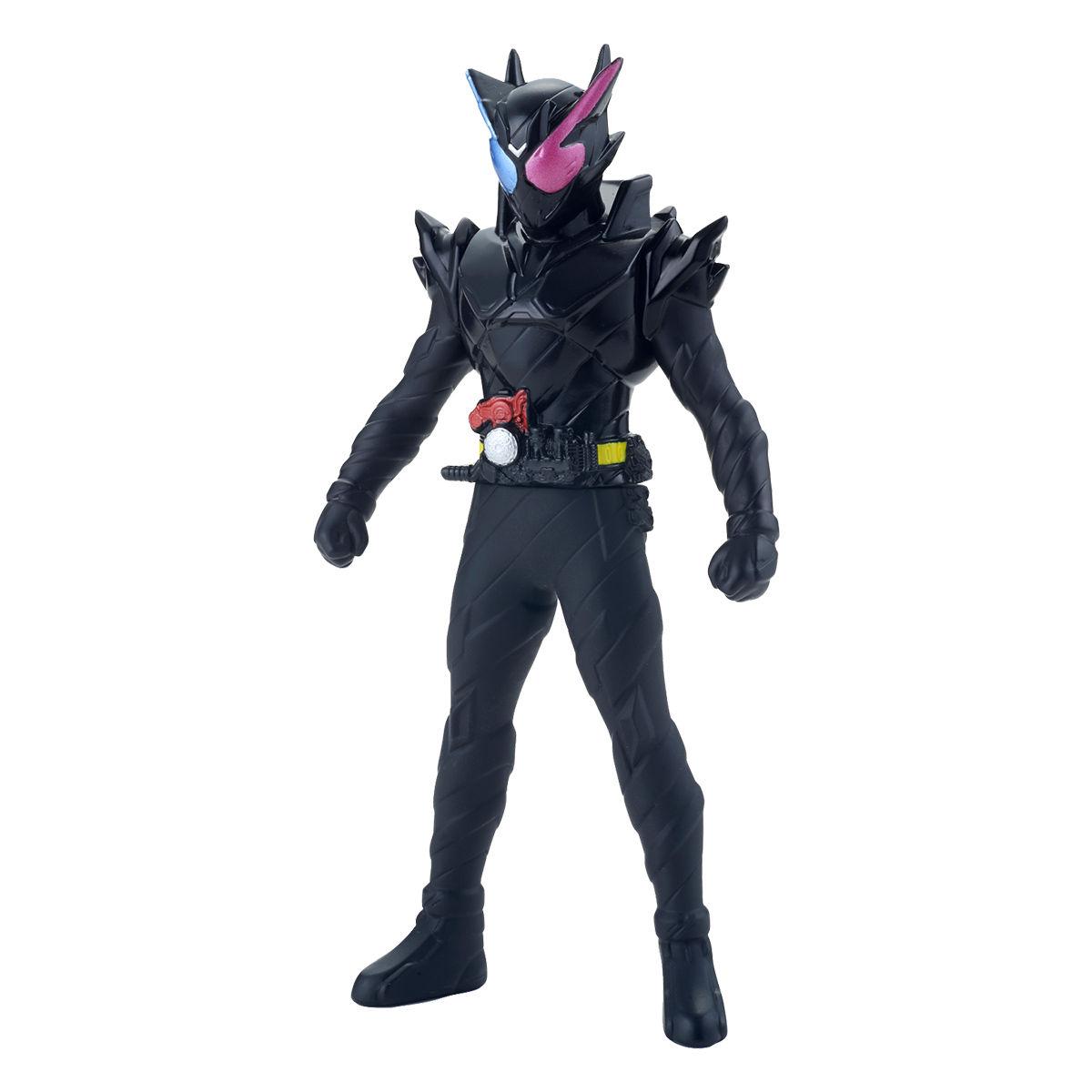 ライダーヒーローシリーズ 18 仮面ライダービルド ラビットタンクハザードフォーム