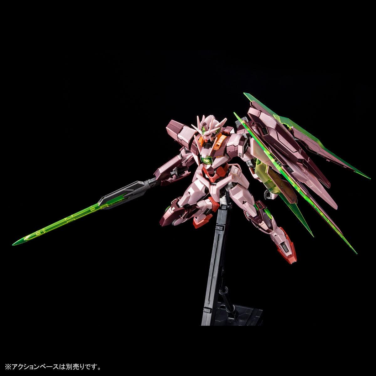 resale new release bandai gundam gunpla plastic model kit premium bandai p-bandai GNT-0000 Gundam 00 Qan[T] Trans-Am Mode Special Coating