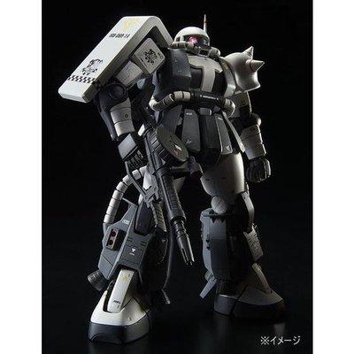 MG 1/100 MS-06R-1A �G���b�N�E�}���X�t�B�[���h��p�U�NII