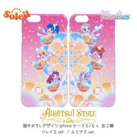 AIKATSU!STYLE for Lady �yWEB����z�`�����낵�f�U�C��iPhone�P�[�X�@�S2��