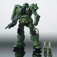メガブロック MS-06F ザクII